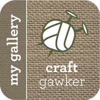 my craftgawker gallery