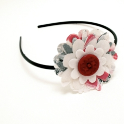 Flower Headband Slider