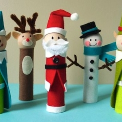 Holiday Kids Crafts