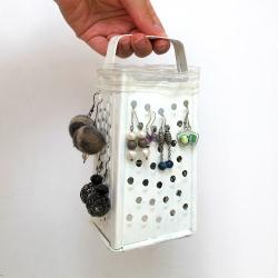 How I Organized my Earrings