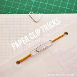 Paper Clip Tricks
