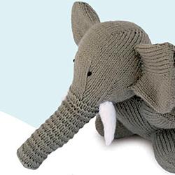 Knitting Pattern For Elephant Toy : KNITTING PATTERNS CHILDREN S TOYS 1000 Free Patterns