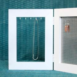 Triptych Jewelry Stand