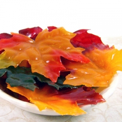 Silk Soap Leaves & Petals