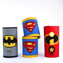DIY Superhero Cuffs!