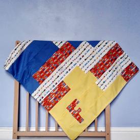 Baby Blanket Tutorial