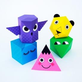 Polyhedra Characters