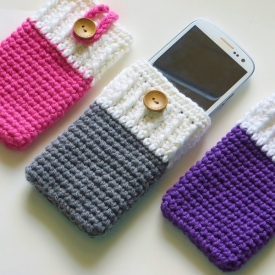 Free Crochet Pattern Mobile Cozy