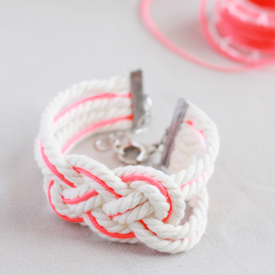 Nautical Knot Bracelet