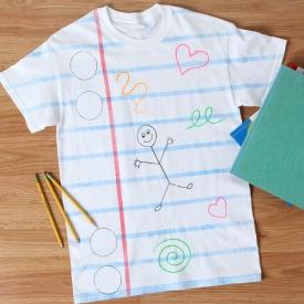 Classroom Doodles Shirt