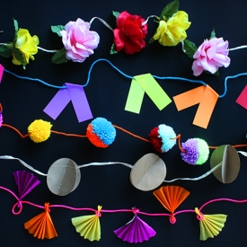 Quick and Easy Garlands
