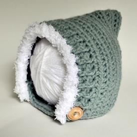Free Pattern: Crochet Elf Pixie Hat