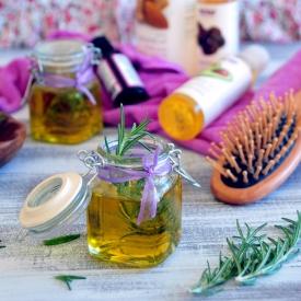 Homemade Hot Oil Hair Treatment