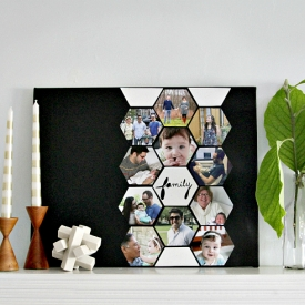 Honeycomb Art