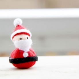 Mini Santa Claus