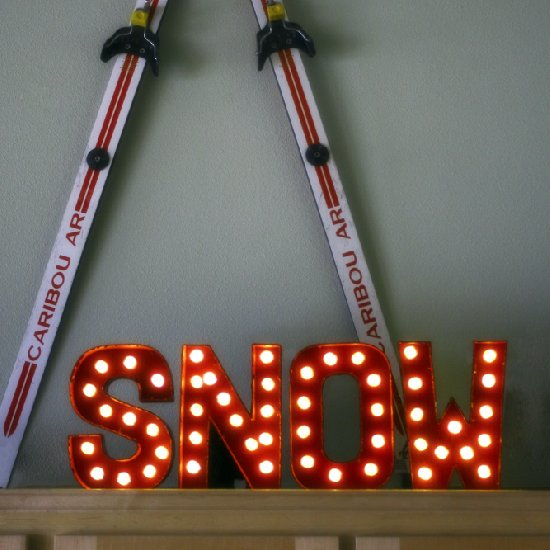 DIY Marquee Sign