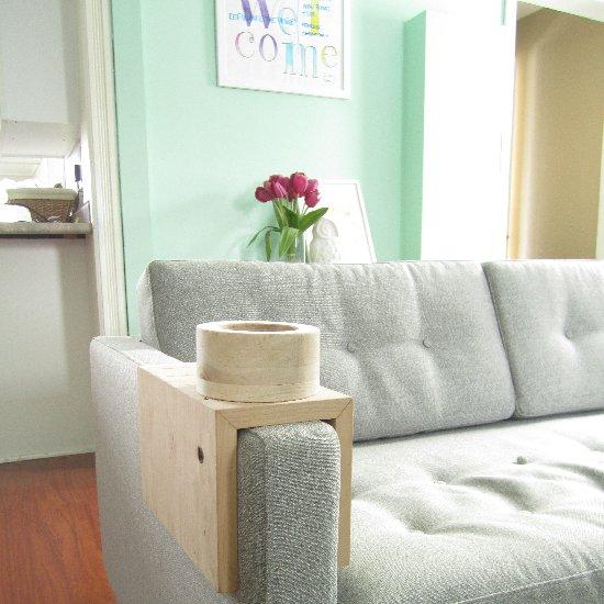 DIY Couch Sleeve