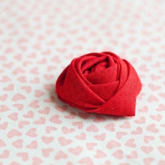 Vintage Valentine Rose