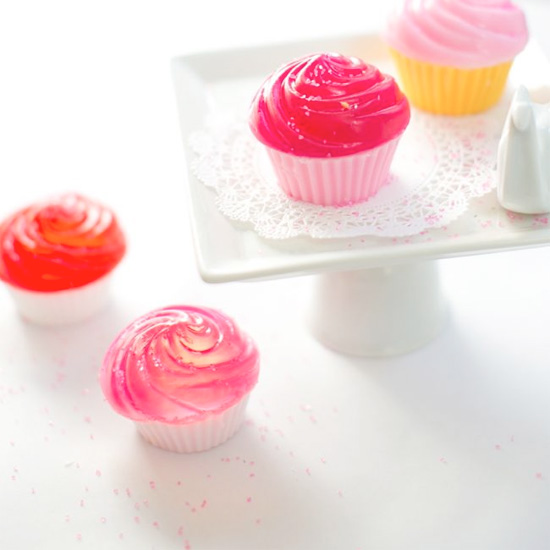 Cupcake Stand & Soap