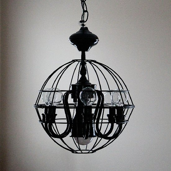 DIY Cage Light