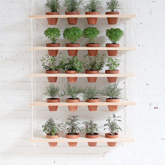 HomeMade Modern DIY Hanging Garden