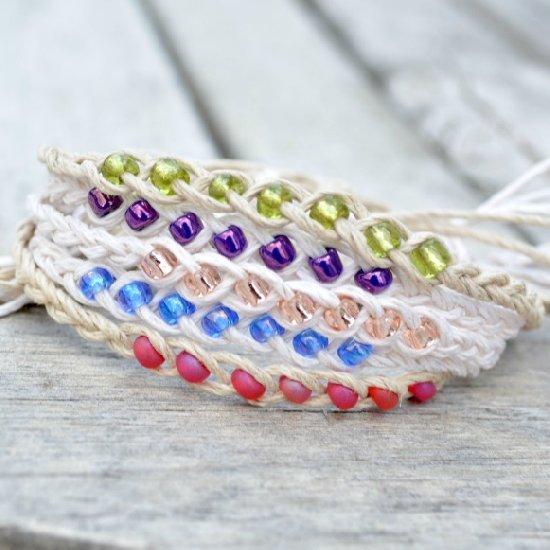 Hemp Wish Bracelets