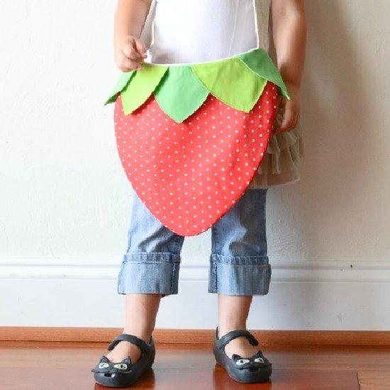 Strawberry Bag Pattern