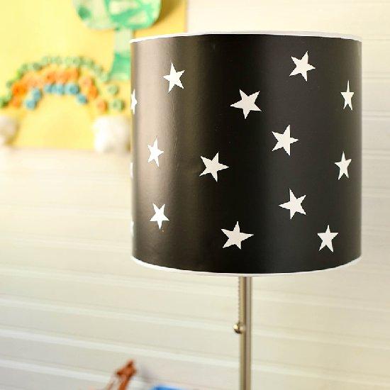 Easy Starry Sky Lamp Tutorial