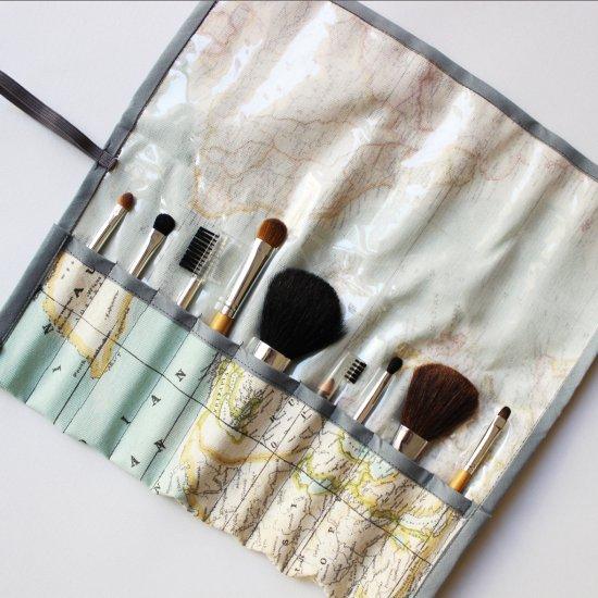 DIY Brush Bag