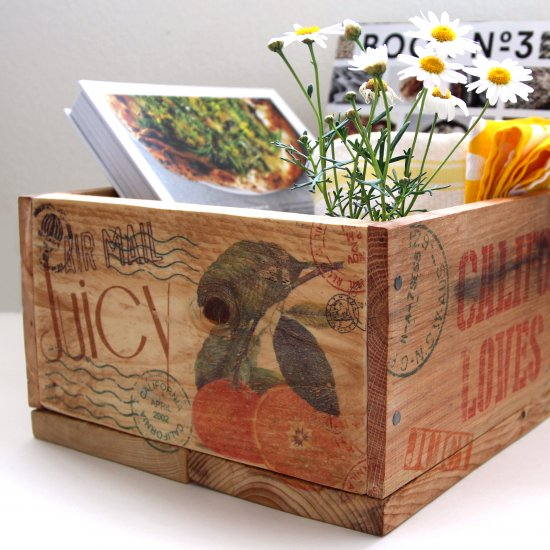 Pallet Crates & Easy Image Transfer