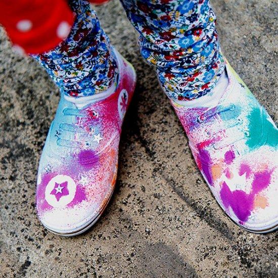DIY Shoe Decorating