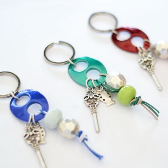 How To Make Easy Keychains