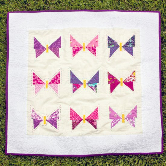 Wing It! Quilt Pattern