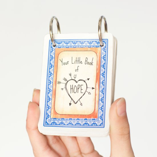 DIY Little Book Of Hope
