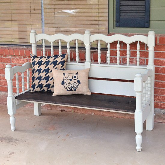 The Bed Bench