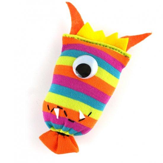 DIY Sock Monster
