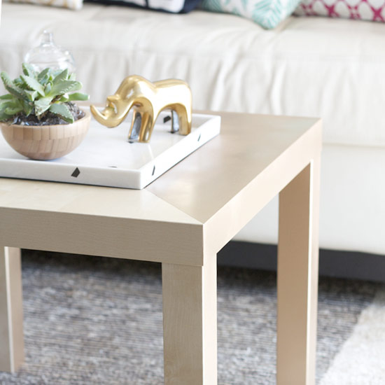 DIY Coffee or Side Table