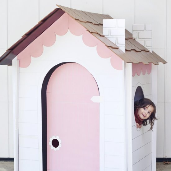 Make a Collapsible Playhouse