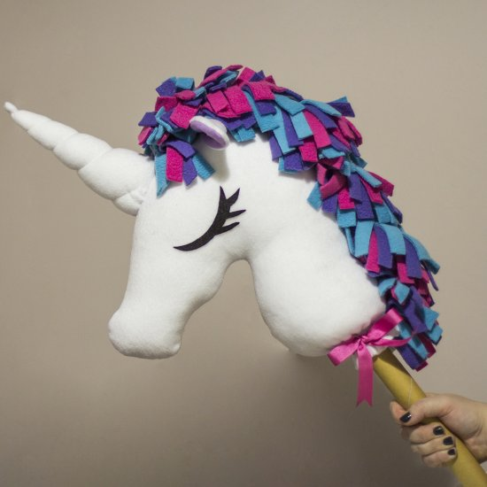 Unicorn Hobbyhorse