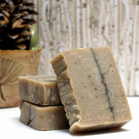 Natural Pear Soap Recipe