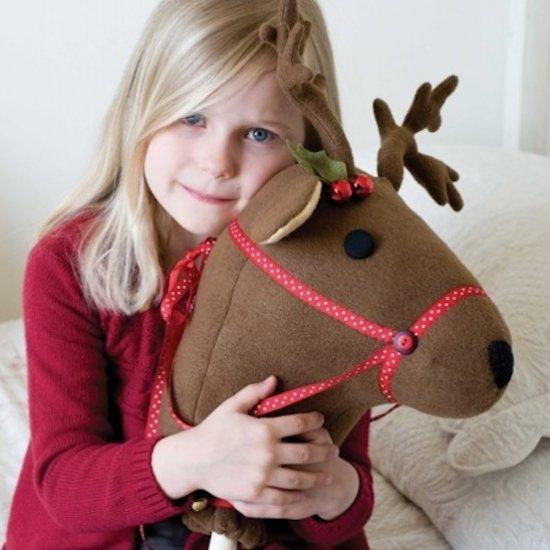 Reindeer Hobby Horse