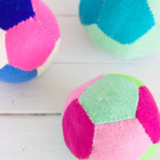 DIY Felt Ball