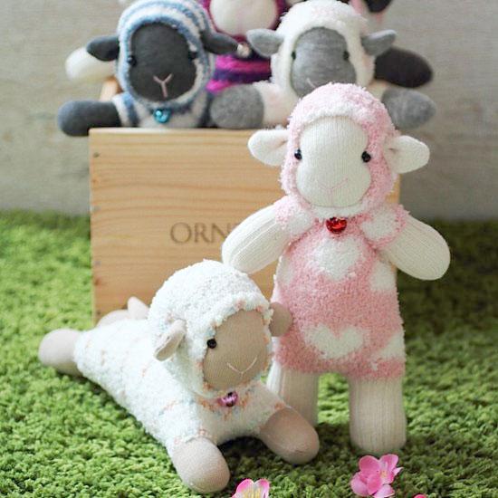 Sock Sheep Sew Pattern