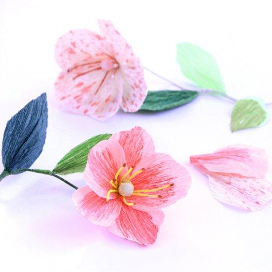 DIY Paper Flower & Stamens