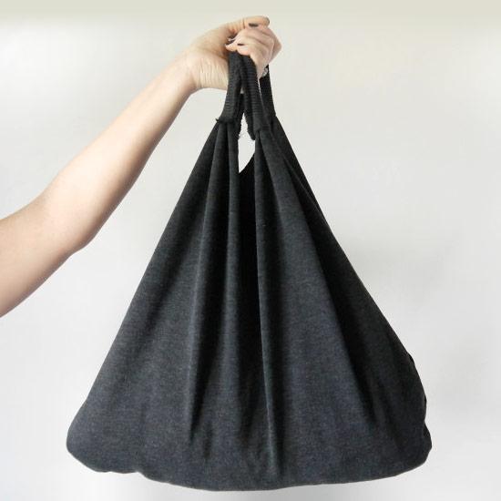 Turn a Sweatshirt into a Tote Bag