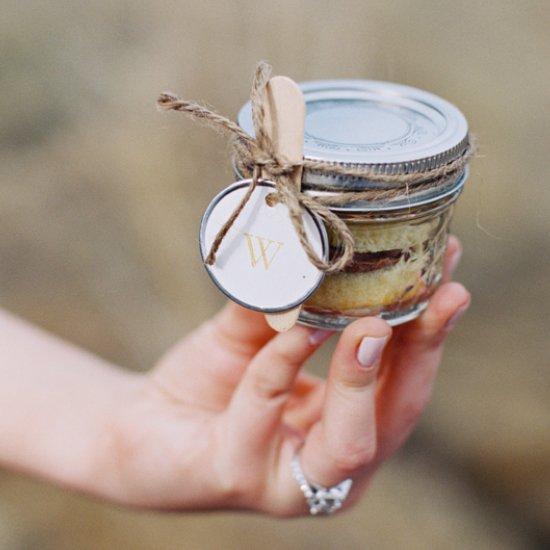 DIY Mason Jar Cakes