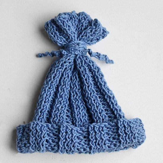 Easy Baby Hat Knitting Pattern