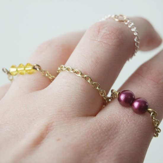 DIY: Chain Rings