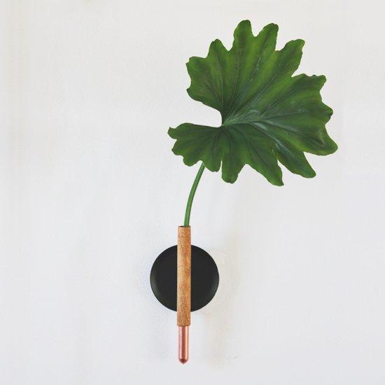 DIY Bentwood Bud Vase