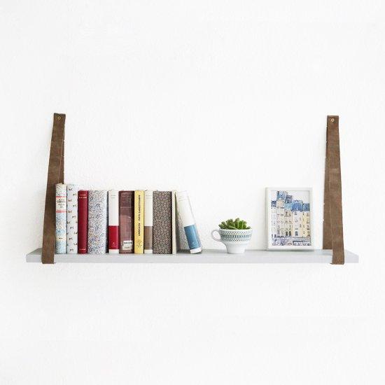 A Shelf with a Belt